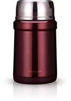 萧邦500ml大容量焖烧罐红色香槟色可选 红色 500ml