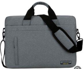 笔记本商务单肩包 灰色 13寸