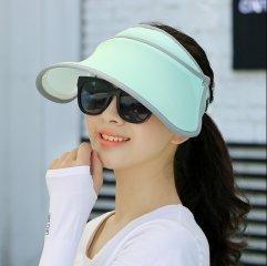 摩耐克韩帽紫外线遮阳帽可折叠
