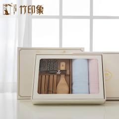竹纤维礼盒 竹筷套装
