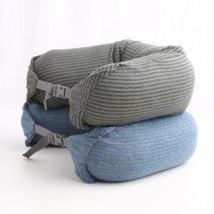 无印 U型枕护颈枕汽车颈部靠枕脖子旅行枕颜色随机可备注