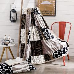 北极绒 尊品法莱绒毯BJR-TZ1602  180×200cm