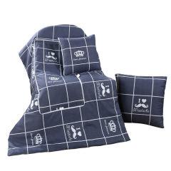 北极绒 多功能抱枕被 璀璨夺目折叠40x40cm   展开100x150cm