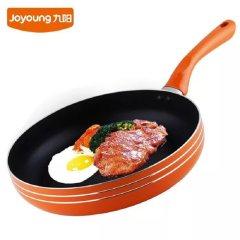 Joyoung/九阳JLW 2801D煎锅炒锅无油烟不粘平底锅无涂层28cm
