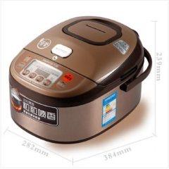 九阳(Joyoung) 电饭煲JYF-40FS22智能电饭锅4L原釜内胆可预约电饭煲