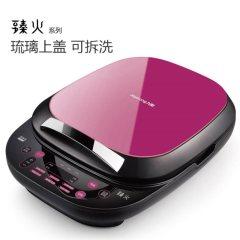 Joyoung/九阳  电饼铛JK30-D2家用双面加热烤盘可拆洗煎烤机烙饼机悬浮式电煎锅烤肉