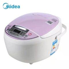 美的(Midea)电饭煲电饭锅4升家用智能饭煲3-6人电饭煲FS4018D