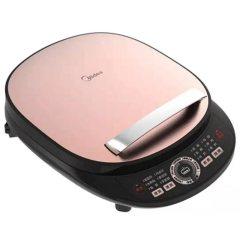 Midea/美的MC-JCN30S 电饼铛煎烤机家用双面加热烙饼锅薄饼煎饼机