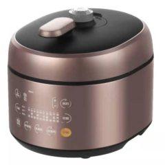 美的(Midea)电压力锅高压锅电压力煲压力锅5L容量一锅双胆24小时预约MY-SS5052P