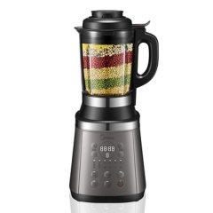 美的(Midea)破壁机家用多功能榨汁机料理机加热豆浆机12小时预约BL1025A 银灰色 1750