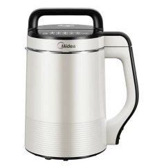 美的(Midea)豆浆机破壁免滤豆浆机双层防烫搅拌机料理机三叶锐釜刀涡流研磨器 DJ12V1 白色