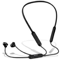 ZXQ Q3磁吸挂脖蓝牙耳机手机运动防水金属双耳侧入耳音乐5.0耳机 红色