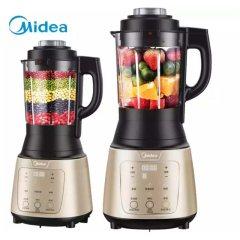 美的(Midea)加热破壁机家用多功能榨汁机果汁机辅食机可预约料理机MJ-PB80Easy215 金
