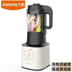 九阳Joyoung高速破壁机预约加热破壁料理机婴儿辅食家用豆浆机榨汁机多功能搅拌机L18-Y22A