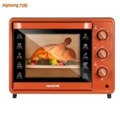 九阳(Joyoung)电烤箱家用多功能烘焙烤箱32升大容量烤箱独立温控蛋糕机器 KX-30J601