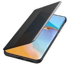 (富连网体验馆自提) 智能视窗保护套正品华为p40mate30翻盖式皮套手机套手机膜手机壳 智能视窗