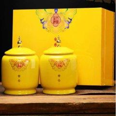 金骏眉红茶正宗武夷山茶叶送礼陶瓷礼盒装 250g*2罐
