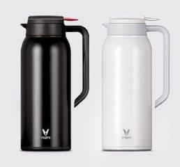 云米家用大容量316不锈钢真空保温壶热水壶热水瓶保温瓶暖壶杯