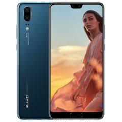 华为(HUAWEI) P20 手机 黑色 6G+128G