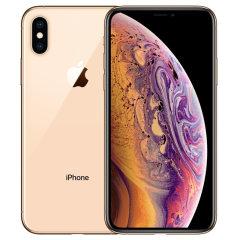 苹果Apple iPhone XS  Max 双卡双待 4G手机 金色 64G