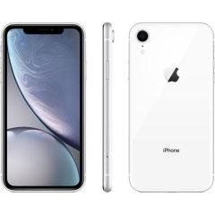 苹果Apple iPhone XR  64GB  双卡双待 4G手机 白色 64G