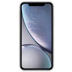 苹果Apple iPhone XR  128GB  双卡双待 4G手机 白色 128G