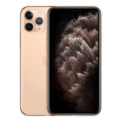 苹果手机 iPhone 11 Pro 移动联通电信4G手机 双卡双待 金色 64G