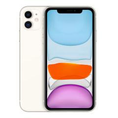 苹果 11 手机 iPhone 11  128G移动联通电信4G手机 双卡双待 白色 128G