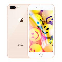 苹果8plus手机  iPhone8Plus手机 移动联通电信4G 金色 64G