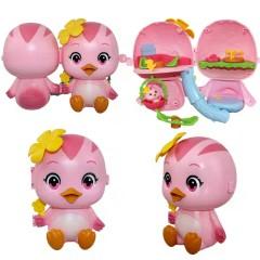 萌鸡小队宝物盒宝物盒玩具套装