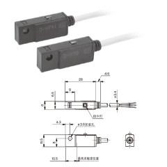 SMC传感器D-H7A2L