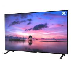 Sharp夏普 4T-C80E7CA 80英寸4K超高清日本原装液晶面板电视机