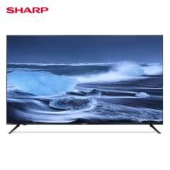 夏普(SHARP)65B3RZ 65英寸4K超高清杜比音效人工智能蓝牙语音网络液晶电视机