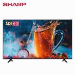 夏普(SHARP)60A5RD 60英寸4K超高清智能网络液晶电平电视