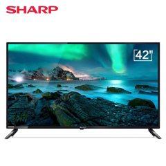 夏普(SHARP)42Z3RA 42英寸 全高清日本原装面板智能液晶电视