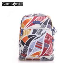 Samsonite双肩包-印花背包 时尚休闲款 大容量