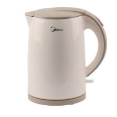 Midea美的电热水壶H415E2j 1500ml白色