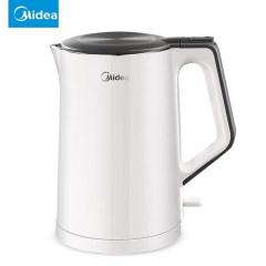 Midea/美的 MK-SH15Colour102电热水壶防烫电热烧水壶自动断电
