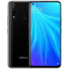 vivo Z5x 移动联通电信全网通4G手机 极夜黑 6G+128G