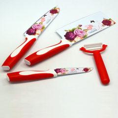 科耐尔6件套韩版不粘烤花套刀  KN-0174CK