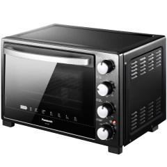 松下(Panasonic)NB-H3201 家用电烤箱32L大容量 上下独立温控 覆铝板内腔