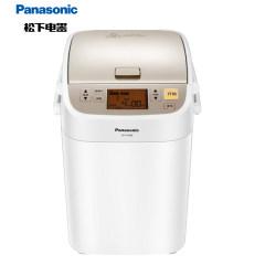 松下(Panasonic)面包机  和面机 全自动 可预约 果料自动投放 500g SD-P1000