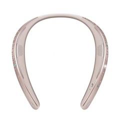 夏普蓝牙降噪智能语音运动无线挂脖式耳机施华洛世奇定制款带手链