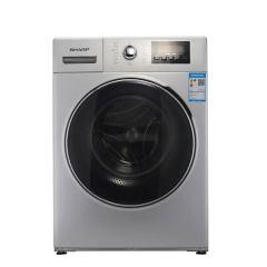 夏普XQG90-2758W-H 9公斤全自动滚筒洗衣机 中途添衣防缠绕