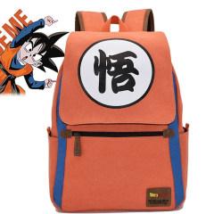日系动漫七龙珠周边中学生初中生书包双肩包背包男生ins潮酷
