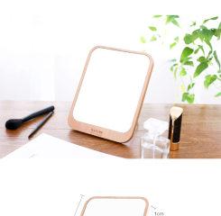 BOBO木制台式镜