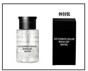 3CE按压式清爽温和卸妆水