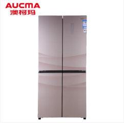 澳柯玛十字四门风冷冰箱 BCD-479WPG雅致金