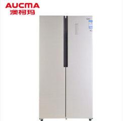 澳柯玛对开门风冷冰箱BCD-536WPH 炫金