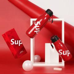 格沵(GERM)运动保温杯大容量 红色 1.5L